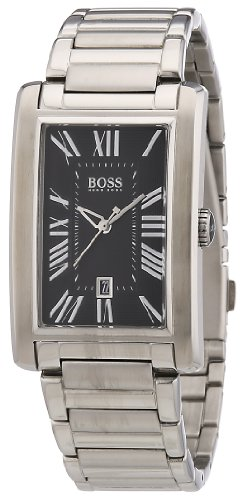 Hugo Boss Gents Stainless Steel Bracelet Watch 1512712