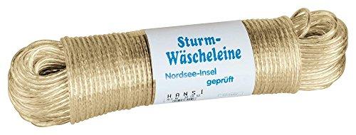 Home Xpert Wäscheleine STURM Vollstahleinlage, Stärke 5 mm Länge: 50 m ummantelt