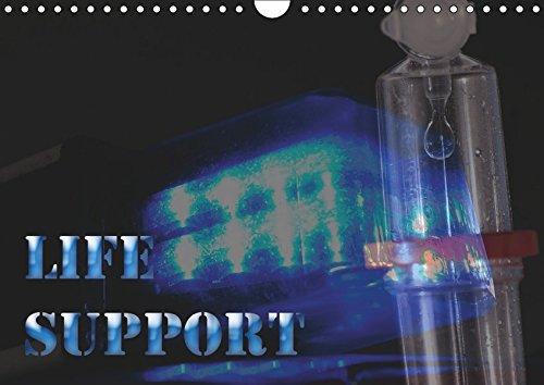 Life Support (Wandkalender 2019 DIN A4 quer): Arbeitsplaner für die Rettungswache (Geburtstagskalender, 14 Seiten ) (CALVENDO Gesundheit)
