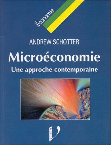 microconomie-une-approche-contemporaine