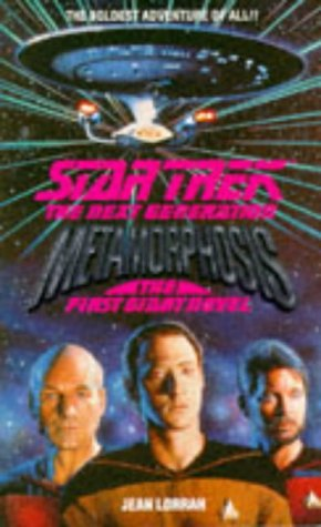 Cover of Metamorphosis (Star Trek: The Next Generation)