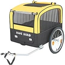 """Monz - Remolque para perros para bicicleta (20""""/50 cm)"""