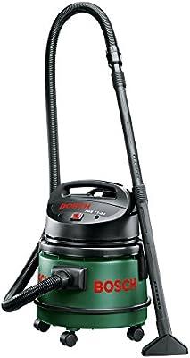 Bosch PAS 11-21 - Aspirador universal, color negro y verde
