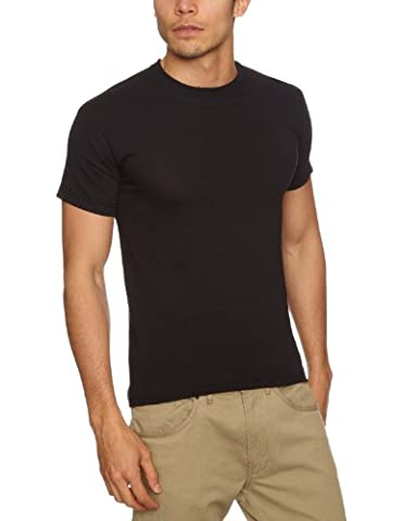 Fruit Of The Loom Original T 5-Pack Logo Men's T-Shirt