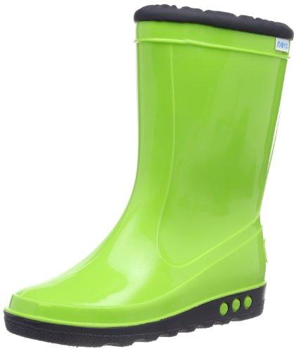 Nora - Nori, Stivali Unisex – Bambini Verde (Grün (green 86))