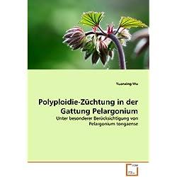 Polyploidie-Züchtung in der Gattung Pelargonium: Unter besonderer Berücksichtigung von Pelargonium tongaense