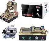 GOWE LCD Refurbish Máquina LCD separador de pegamento desmontar máquina al vacío OCA laminación máquina