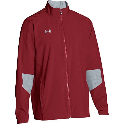 Under Armour Men's Squad Woven Warm-up Jacket Woven Warm Up Jacket