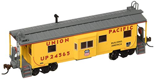 Spur H0 - Steel Bay Window Caboose Union Pacific (Güterwagen Caboose)