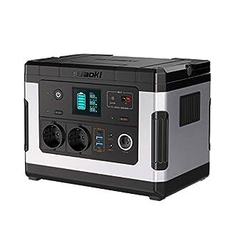 SUAOKI-G500-Portable-Power-Station-500Wh-Solargenerator-Lithium-Netzteil-mit-Wechselrichter-300W-12V-DC-12V-Auto-USBTyp-C-Schnellladeanschluss-fr-den-Notfall-Camping-CPAP-Outdoor