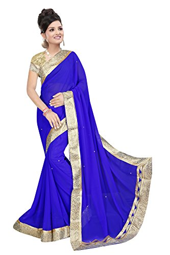 SAREES(Women\'s Clothing Sarees for women latest Green Color Sarees collection in latest Sarees with designer Blouse Piece free size beautiful bollywood Sarees for women party wear offer designer lycr