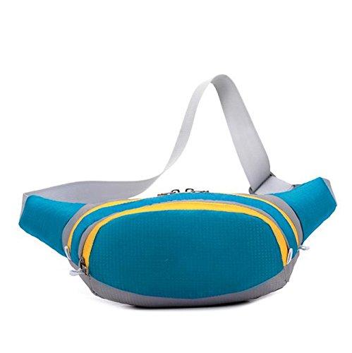 Z&HX sportspurse Hip Pack Reisetaschen Bergsteigens Tasche Rucksack im Freien Multifunktions a