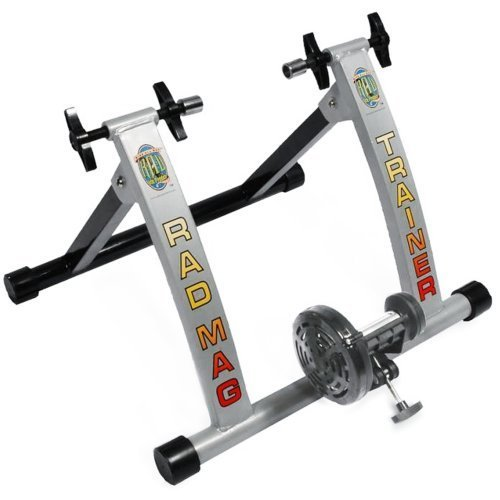 RAD Cycle Products Indoor Portable Magnetic Work Out Bicycle Trainer by RAD Cycle Products