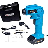 Katsu Tire Air Compressor Pump Tyre Inflator Cordless Portable (7L/min-80PSI) (Battery is inactive)