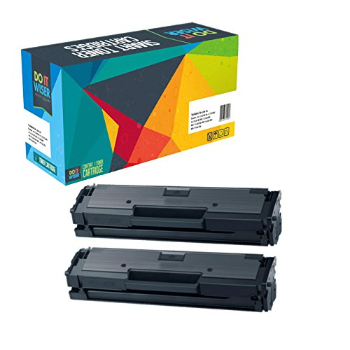Preisvergleich Produktbild 2 Do it Wiser ® MLT-D111S Toner Kompatibel für Samsung Xpress SL-M2070W SL-M2022W SL-M2020W SL-M2026W SL-M2070FW SL-M2078W SL-M2020 SL-M2022 SL-M2026 SL-M2070