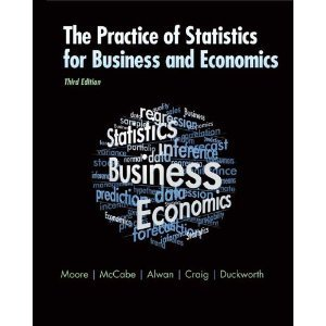 The Practice of Statistics for Business and Economics (2010-12-01)