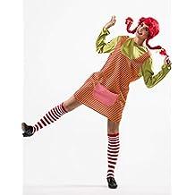 Disfraz de Chica Calzaslargas para mujer