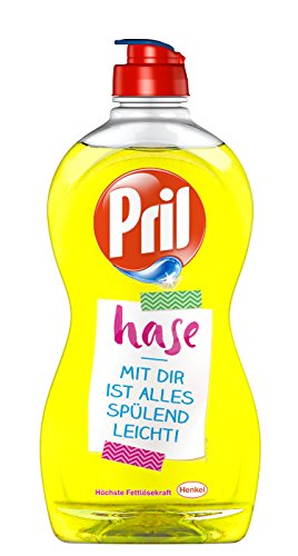 n Kraft-Gel Zitrone Geschirrspülmittel Flasche, 14er Pack (14 x 500 ml) ()