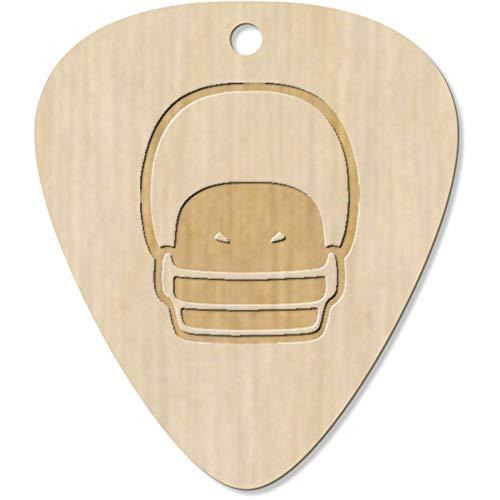 Azeeda 7 x 'Amerikanisch Fußball Helm' Plektrum / Picks (GP00018943)