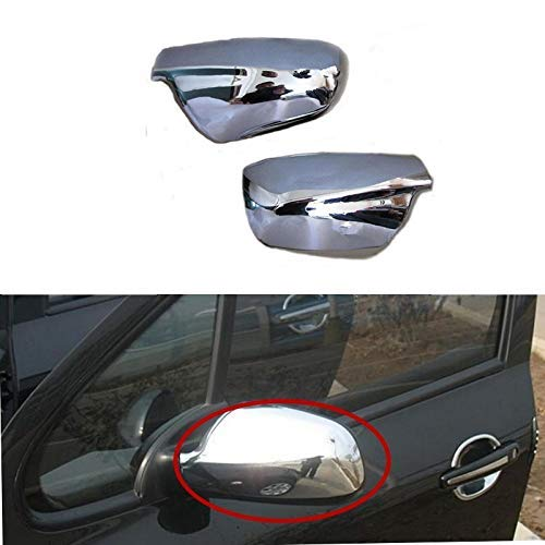 Seitenspiegel-Gehäuse für 307 CC SW 407 2004–2012 Zubehör, Auto-Styling (2 Stück)