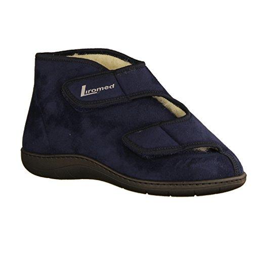 LIROMED 477-3086- LIROMED VERBANDSCHUHE, Blau