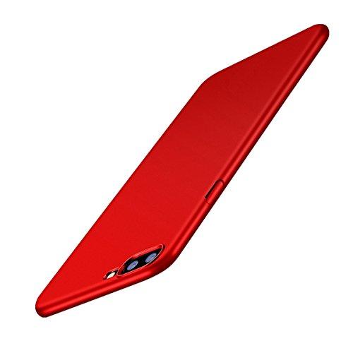 Wouier iPhone 7 Plus Hülle, Mode-Design Ultra Slim Federleicht Anti-dropping Schrubben PC Hart Hülle Schutzhülle für Apple iPhone 7 plus 5.5