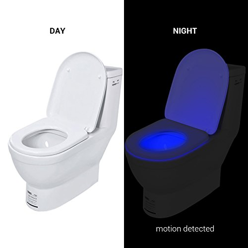 WC Luz Nocturna LED
