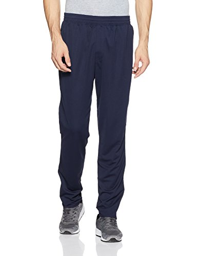 Under Armour Men's Track Pants (1280765_Midnight Navy/Graphite_Large)