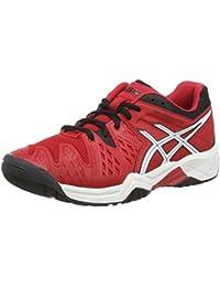 Asics Gel-resolution 6 Gs, Chaussures de Tennis Mixte enfant