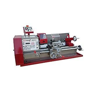 PAULIMOT Drehmaschine PM2500-V mit Varioantrieb 1.100 Watt Motor