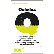Química (Vox - Diccionarios Temáticos Vox - Colección Vox 10)
