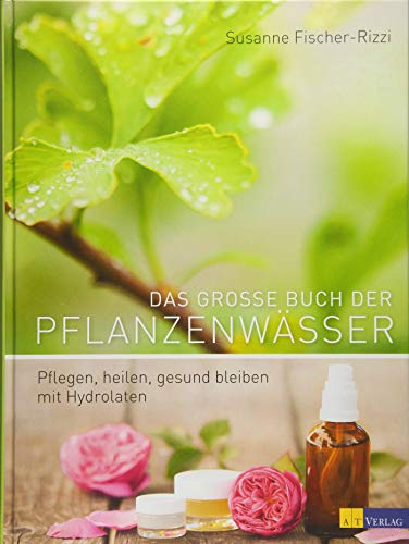 Das große Buch der Pflanzenwässer: Pflegen, heilen, gesund bleiben mit Hydrolaten Groß-saft