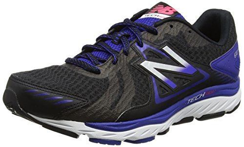 New Balance 670v5, Scarpe Sportive Indoor Uomo Multicolore (Black)