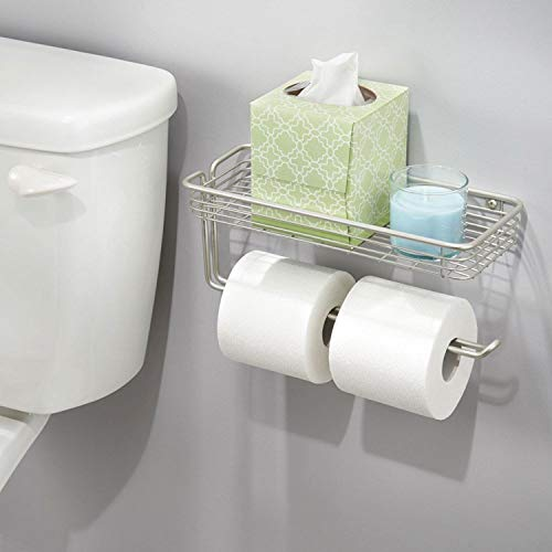 Responsible Hot 2pcs Paper Towel Holder Dispenser Under Cabinet Paper Roll Holder Rack Without Drilling For Kitchen Bathroom Retail Bathroom Fixtures Paper Holders