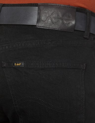 Lee -  Brooklyn Straight - Jean - Homme Noir (Washed)