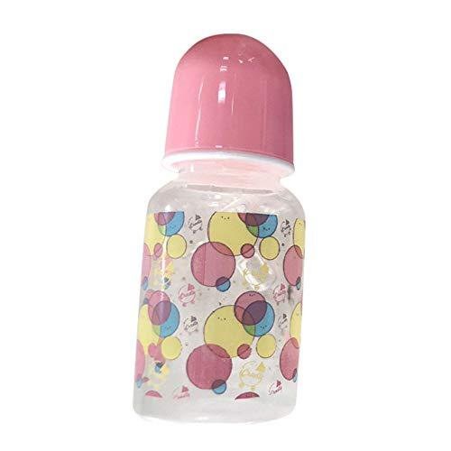 Vovotrade® 1 PC Date Mode Simulation Poupées Reborn Poupée Bébé Jouet Mignon Cadeau Biberon Simulation Dolls Reborn Doll Baby Toy Baby Bottle (Pink)