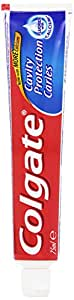 Dentifrices protezione carie al fluoro attivo con calcio gusto fresco 75 ml