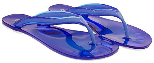 Keddo Donna sandali design punta Blue