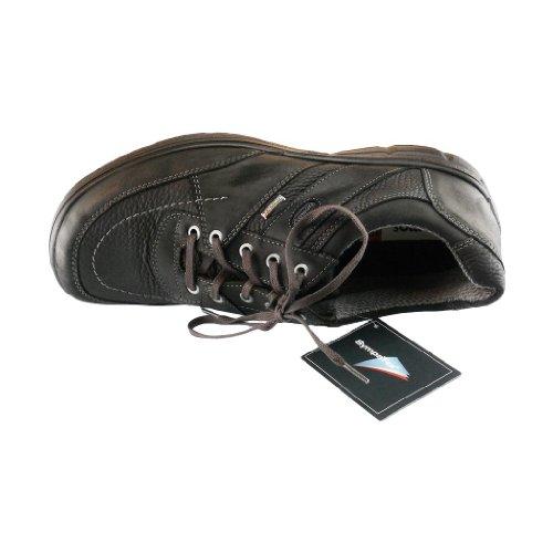 Jomos chaussures à lacets homme Noir - Noir