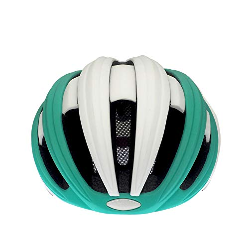ShirleyaWei RTAKE Ciclismo Capacete 2018 Road ABUS Helm Fahrradhelm Vtt Velo Zubehör & Entertainment, weiß grün