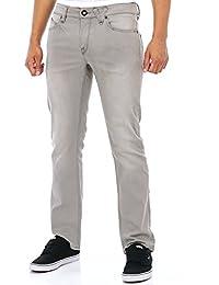 Volcom Jeans Solver Old Grau