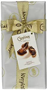 Chocolaterie Guylian Meeresfrüchte Nuss-Nougat Ballotin in Geschenkverpackung , 1er Pack (1 x 250 g)