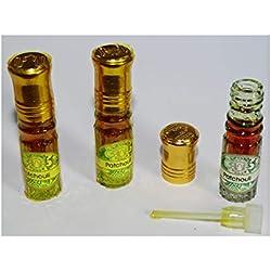 int. d'ailleurs - Extrait de parfum patchouli - 3 x 2,5 ml - PARF057