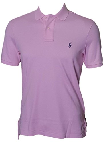 Polo Ralph Lauren  Herren Interlock-Poloshirt Medium Fit X-Large Rose