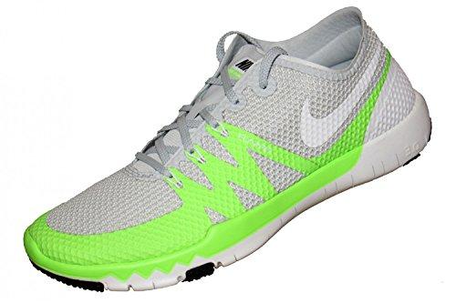 NIKE FREE TRAINER 3.0 V3 705270 Grau 013 Sneaker, Größe:43;Farbe:grau