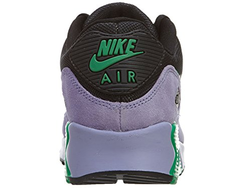 JordanFlight Strap * Rare * scarpe sportive Trainer Black / Stadium Green-Medium Violet