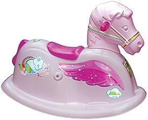 Outdoor Toys TJ030100-1 - Balancín Go-Go Horse (Rosa)