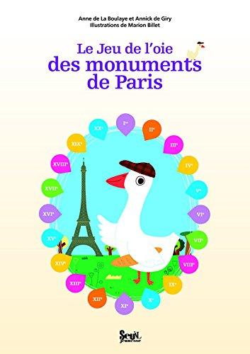 Le Jeu de l'oie des monuments de Par...