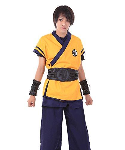 De-Cos Dragon Ball Z Movie Kakarot Son Goku Training Uniform 3rd Ver Set