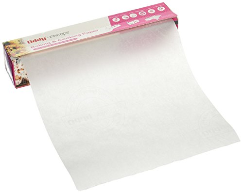 Oddy Uniwraps Baking and Cooking Parchment Paper (White)